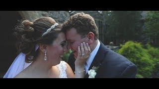 Marcella & Mike Wedding Video: Cinematic Highlight - Springfield Country Club, Springfield, PA