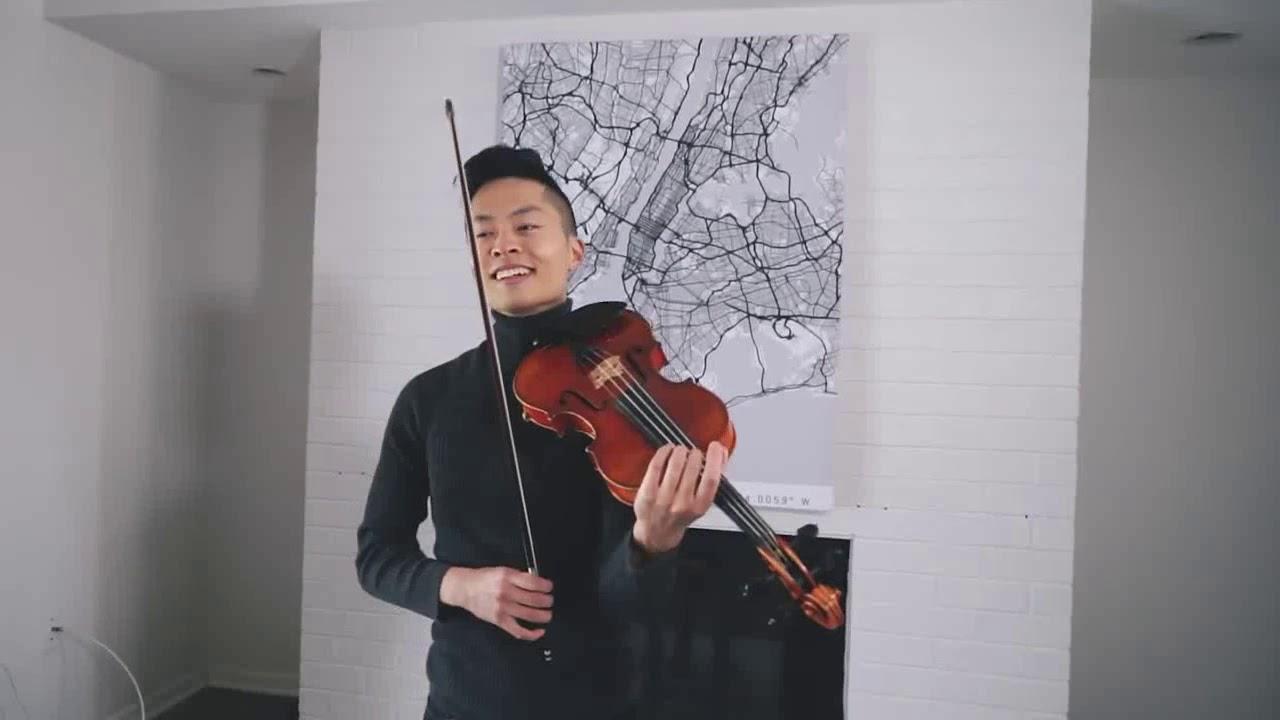 Havana Instrumental - Violin Cover by Daniel Jang