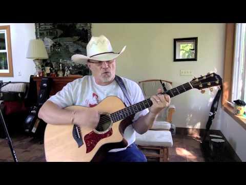 1598 -  Walk On Faith -  Mike Reid cover with guitar chords and lyrics