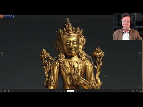 November 2018, Asian Art Auction Preview London, Chinese Porcelain, Bronzes And Japanese Art