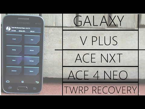 TWRP Recovery For SM-G318H/HZ Samsung V Plus Galaxy Ace Nxt And Ace