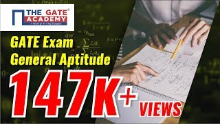 General Aptitude Webinar - The Gate Academy