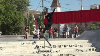 Valleyfield | Stop 06 | Tournée Technical Skateboards 2015