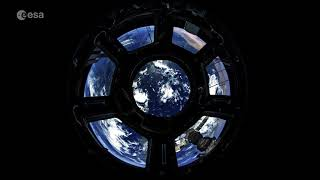 Our world from the Cupola through the eyes of an 8 mm lens