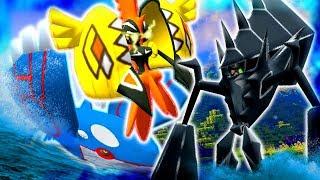 LEGENDARY LUCKY BLOCK MOUNTAIN (Minecraft Pokemon Mod)
