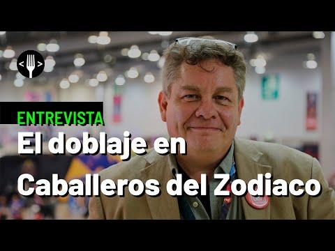 Entrevista con el actor de doblaje Javier Rivero
