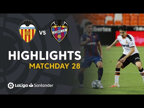 Valencia Levante Goals And Highlights
