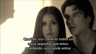 Damon & Elena // Rihanna .  Only Girl (In The World) (tradução)