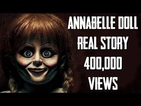 Real Story of Annabelle in Hindi | ऐनाबेले गुड़िया की असली कहानी हिंदी में | Annabelle 2 story
