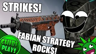 FABIAN STRATEGY IS AWESOME!