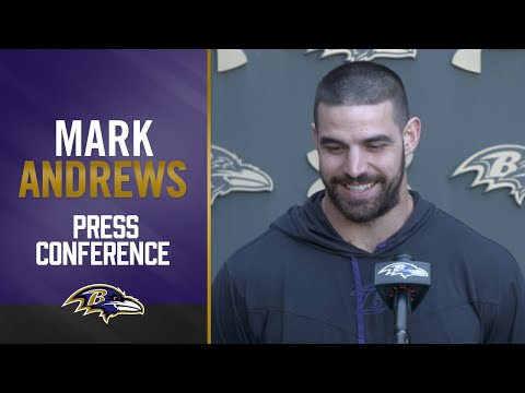 Mark Andrews: I Want to Go Off on National TEs Day | Baltimore Ravens