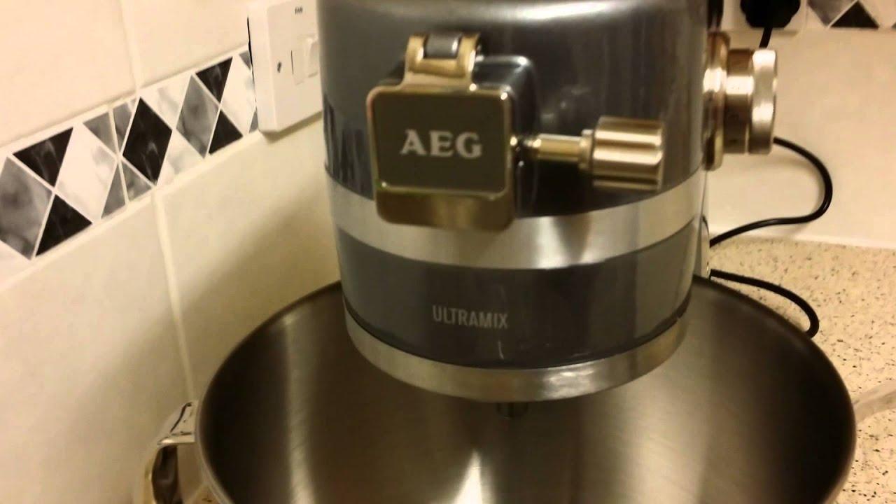 aeg küchenmaschine ultramix km 4000 10