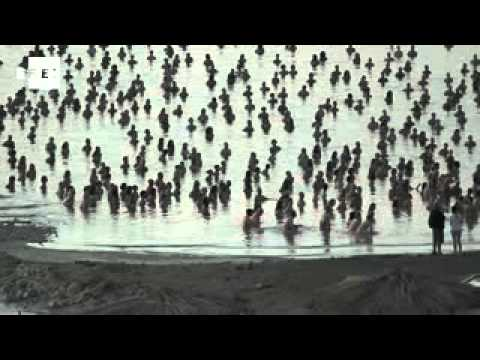 Confirm. Spencer tunick naked people think, that