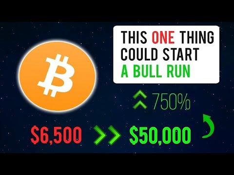 Bitcoin Could Hit $50,000 if This Happens...