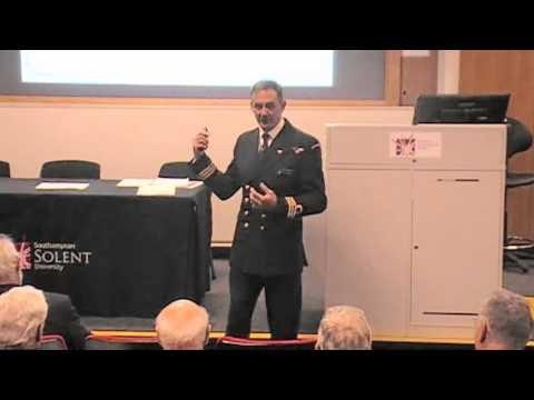 21st Century Coastguard - Part 1 (the lecture)