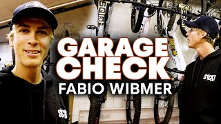 Welcome To My Garage - Fabio Wibmer