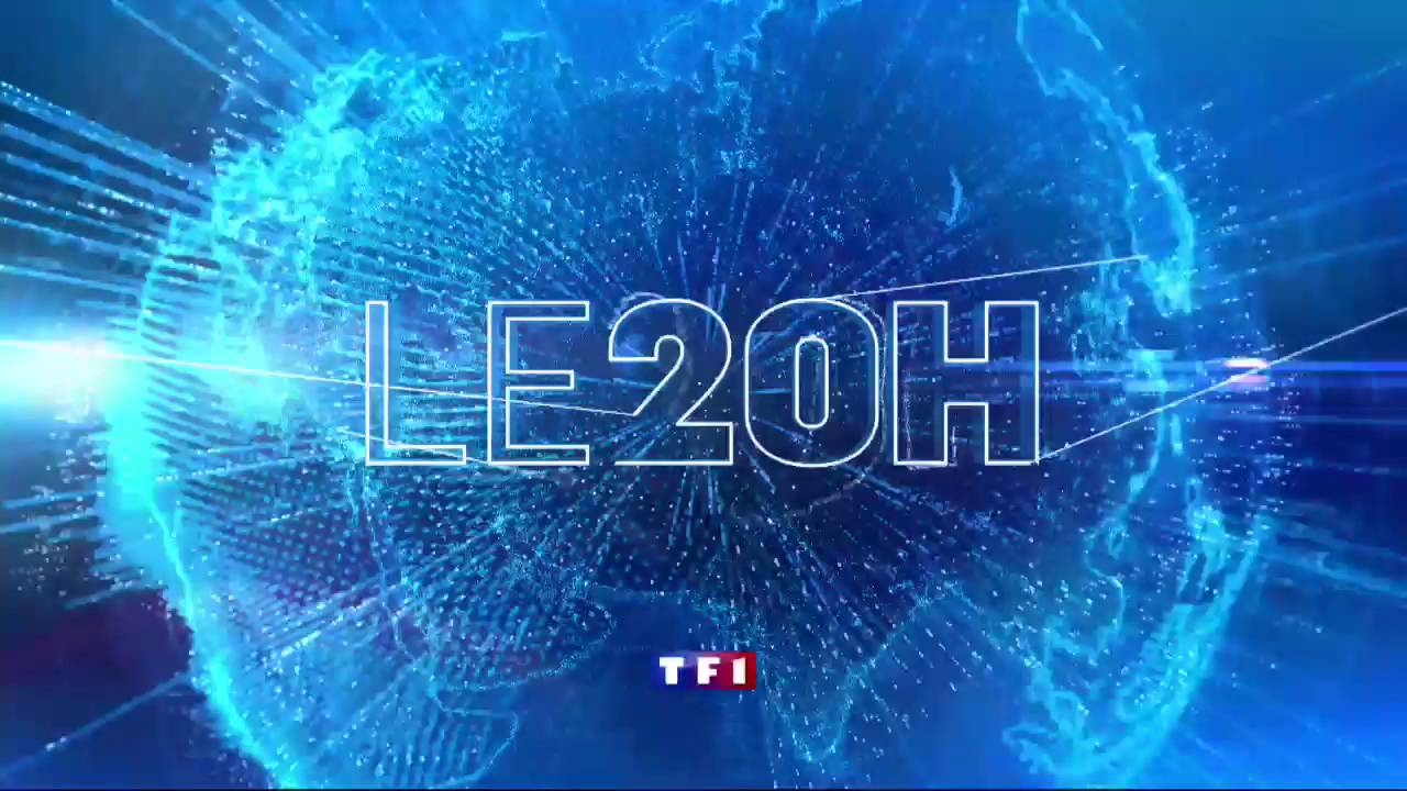 The channel was a public network until 1987, when the. TF1 20h Titres 08/01/2015 Spécial Charlie Hebdo (Gilles ...