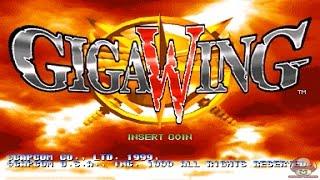 Full Game: Giga Wing (Arcade)