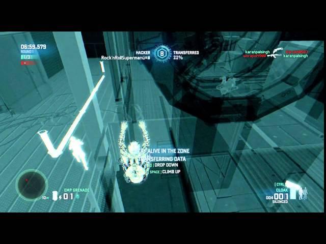 SvM Blacklist Full Spy Round part3