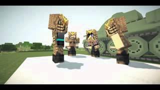 Minecraft сериал-Великая Отечественная война:Финал
