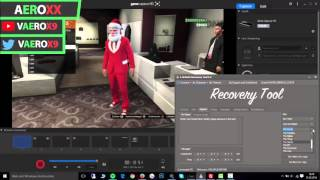 BEST GTA 5 Recovery Tool 1.25/1.26/1.27 | Level, Money, Unlock All PS3/PS4/XBOX/PC (GTA 5 MODS)