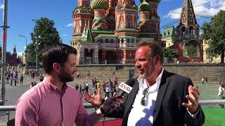 Behind the Scenes of Fox Sports' 2018 FIFA World Cup Production in Russia