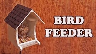 Making a Bird Feeder