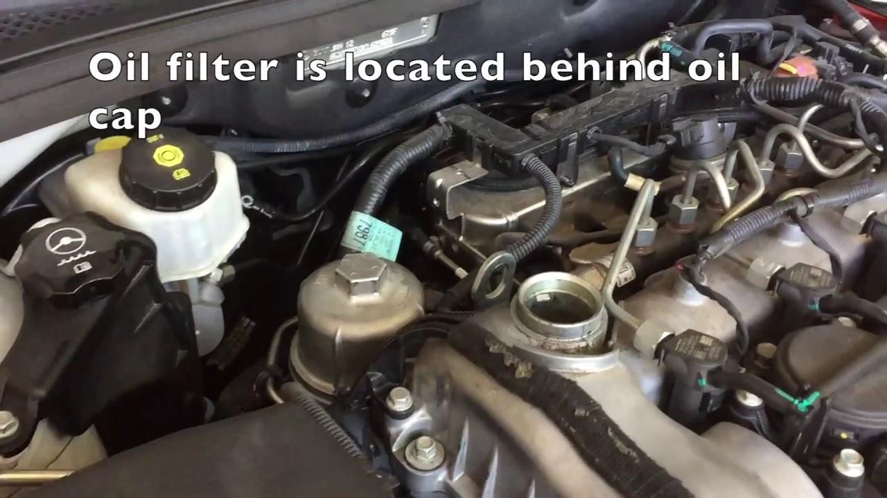 2007 Chevy Malibu Fuel Filter Location Trailblazer