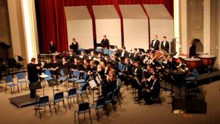 Bali by Michael Colgrass performed by Loyola Wind Ensemble