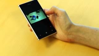 Знакомство с Nokia Lumia 925