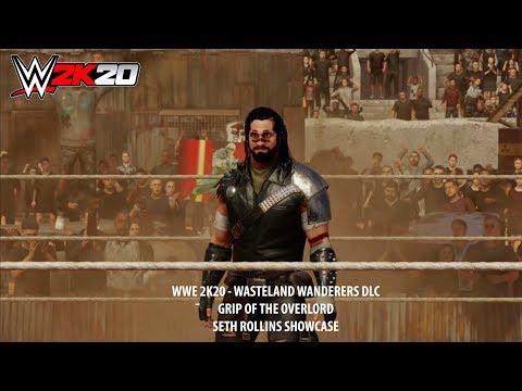 WWE 2K20 - Wasteland Wanderers DLC  Grip Of The Overlord - Seth Rollins Showcase (XB1)