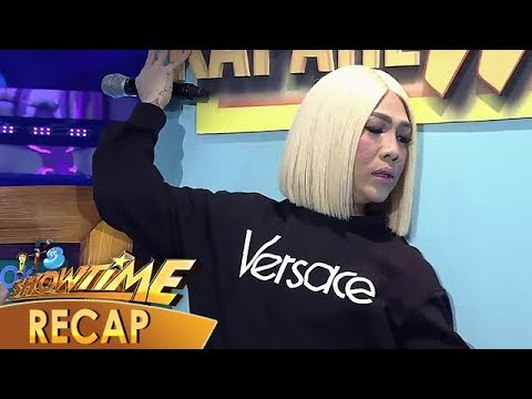 Funny and trending moments in KapareWho | It's Showtime Recap | March 15, 2019 Mp3