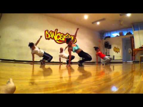Bounty Killer - Sufferer DANCEHALL | Choreography by Karen Siu