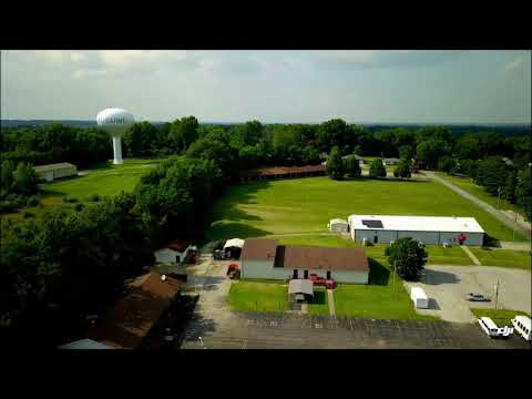 07.07.2020 Fly over of Wabash Valley College