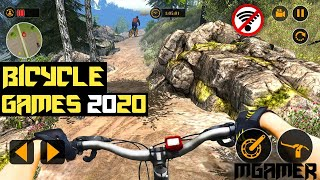 Top 05 Best Bicycle / Bmx Android Games 2020   High Graphics Bicycle Android Games