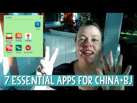 7 Essential Apps For China And Beijing