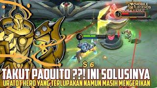Uranus Ini Boss Paquito Pun Gua Kandangin  -  Mobile Legends