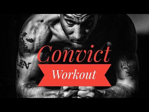 Prison Workout!