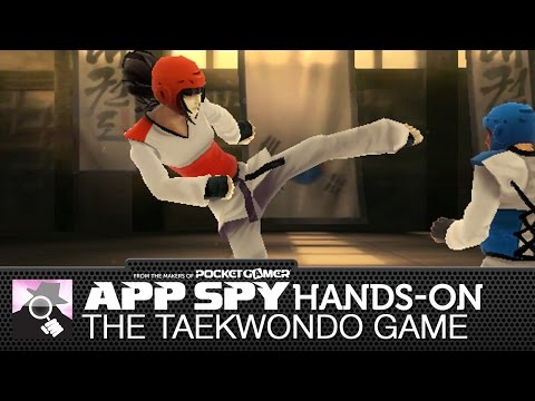 The Taekwondo Game | iOS iPhone / iPad Hands-On - AppSpy.com