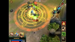 傳奇英雄 Legendary Heroes-戰役模式影片-iOS-巴哈姆特GNN