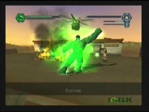 Игру Hulk 2003