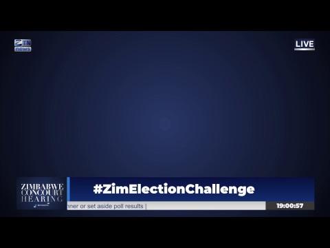 ZTN lIVE STREAM | ZIMBABWE CONCOURT HEARING #ZTNNEWS #ZIMPAPERS