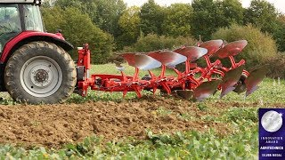 KUHN Smart Ploughing (Médaille d'argent Agritechnica 2017)