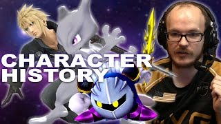 Why Mew2King Chose his Characters