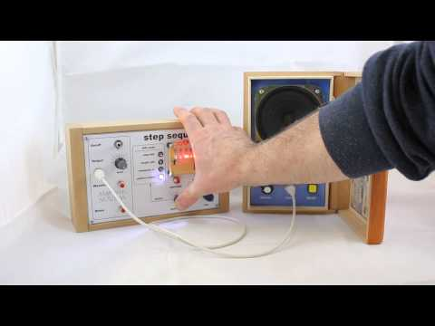 Step Sequencer - Arduino Music Project