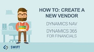 How To: Create a New Vendor in Dynamics NAV