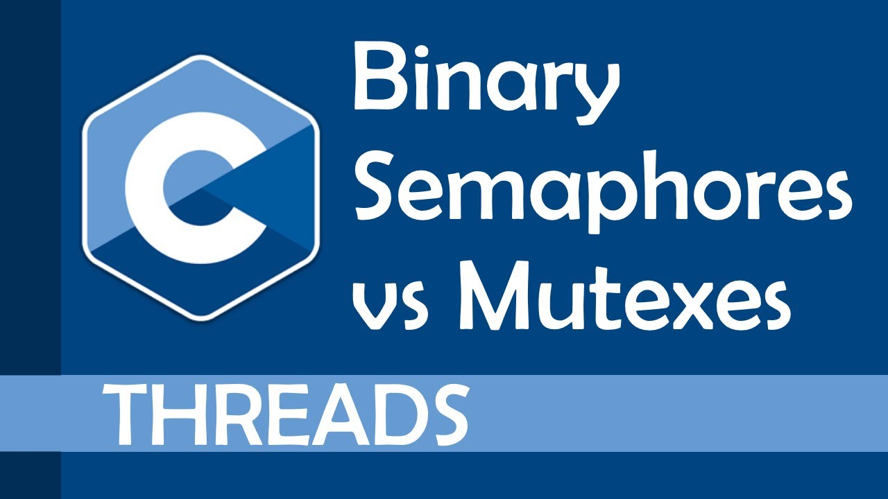 Difference between Binary Semaphores and Mutexes