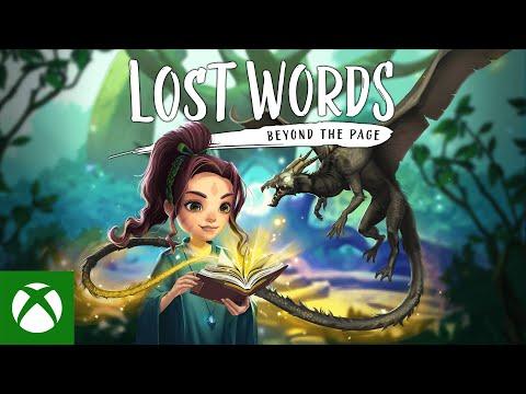 Фил Спенсер в восторге от игры Lost Words: Beyond the Page из Game Pass