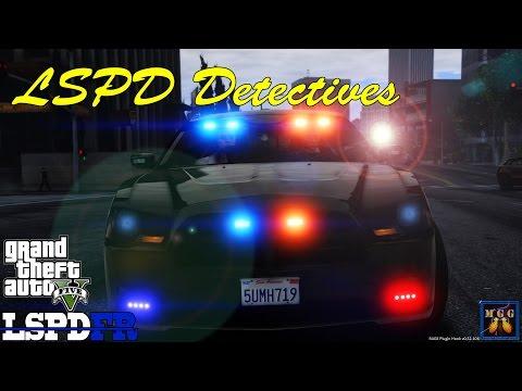 Detective Partners Patrol GTA 5 LSPDFR Episode 135