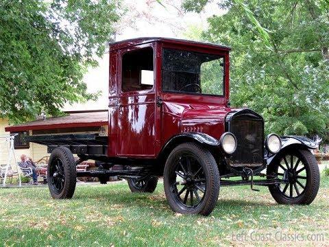 1927 ford model tt truck for sale youtube. Black Bedroom Furniture Sets. Home Design Ideas
